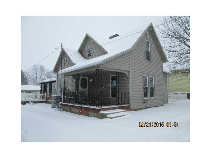 202 S Walnut, Fletcher, OH, 45326 -- Homes For Sale