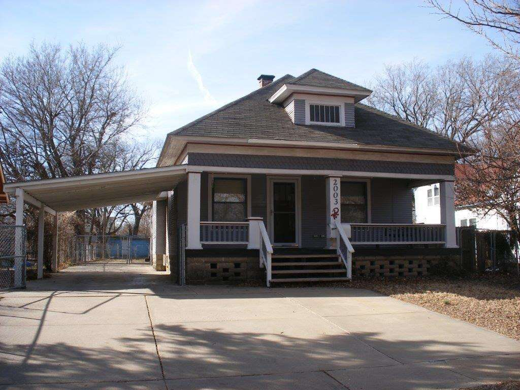 2003 N Jackson Ave Wichita Ks For Sale 72 000