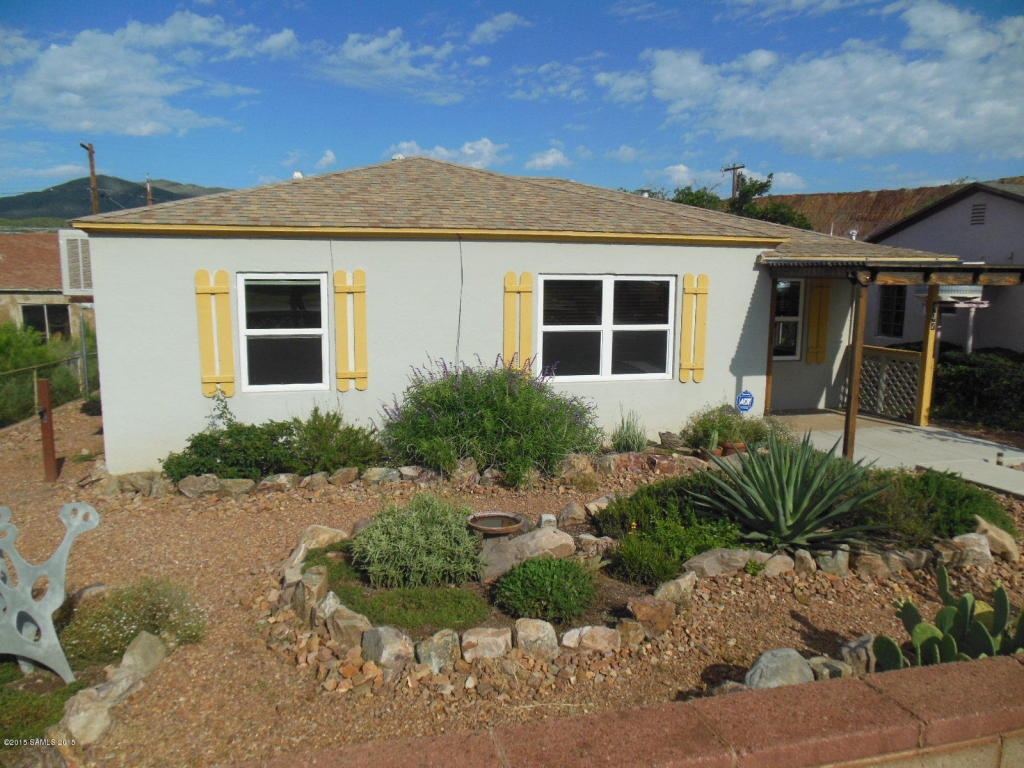 407 campbell street bisbee az 85603 for sale