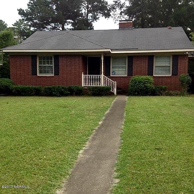 Homes Com Rentals: 2307 Woodview Road Kinston, NC - For Sale $68,000