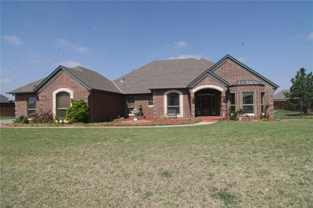 18433 wild horse trail norman ok for sale 299 990 for Norman ok home builders