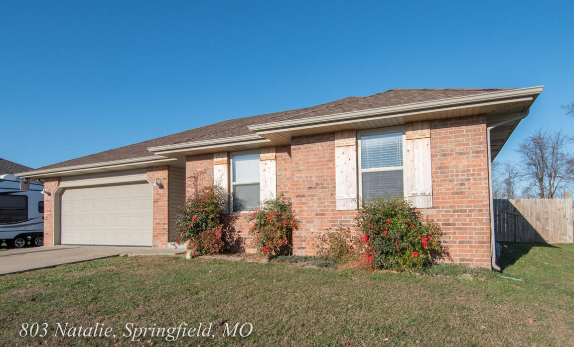 803 South Natalie Avenue Springfield Mo 65802 For Sale