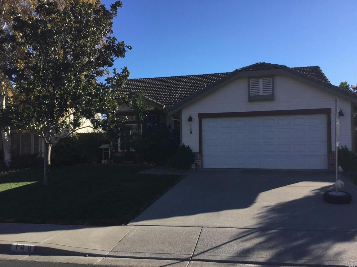 148 breakwater way vacaville ca 95688 for sale