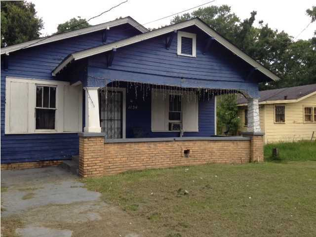 1154 Arlington St Mobile Al For Sale 19 900