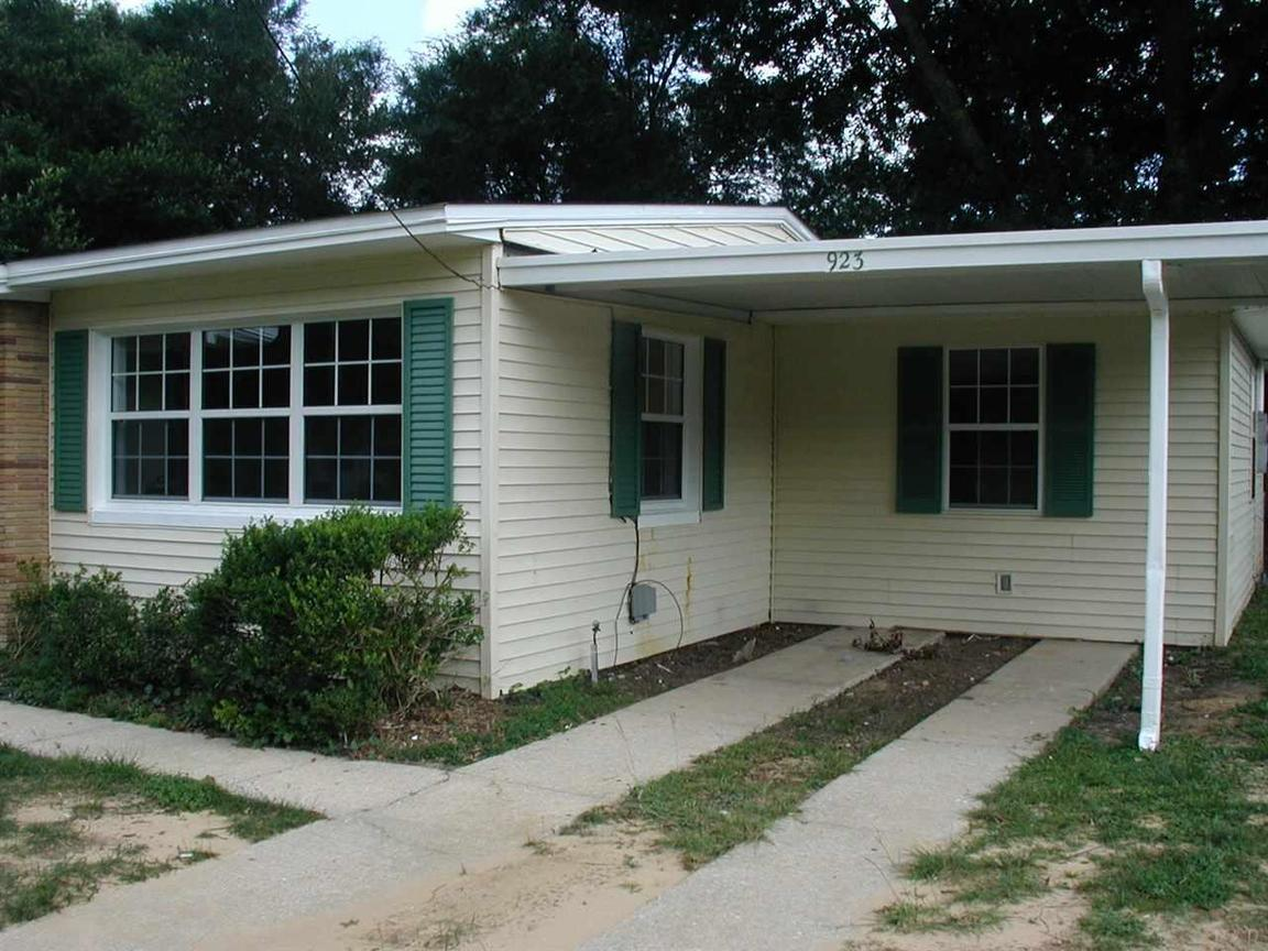 923 S Madison Dr Pensacola Fl For Rent 925