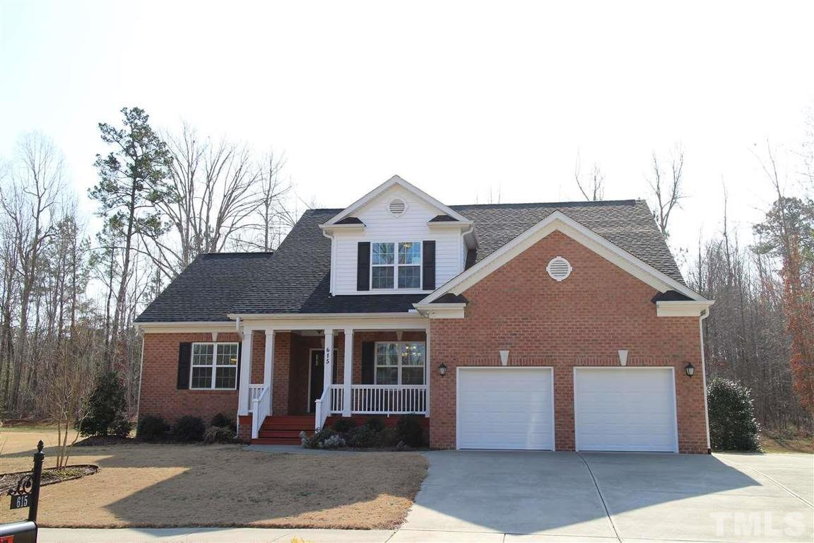 615 clubhouse drive youngsville nc for sale 269 990