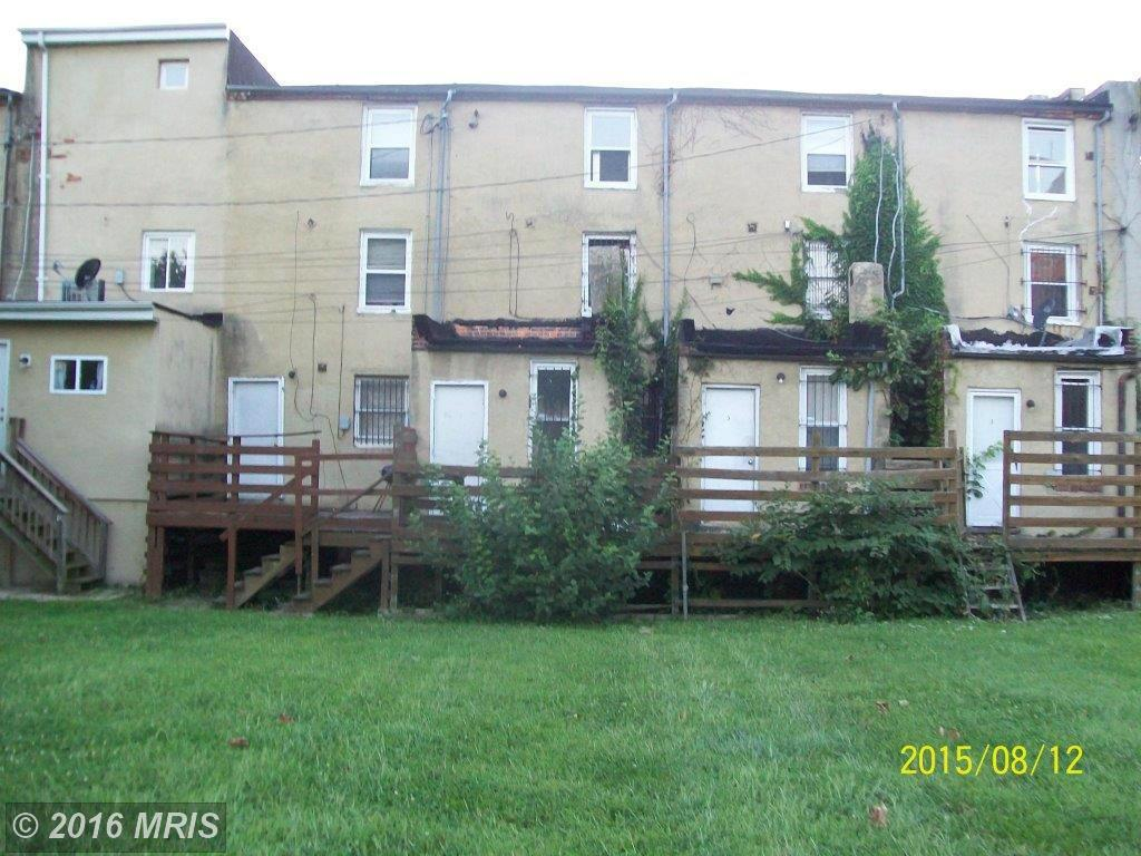 5 schroeder st s baltimore md 21223 for sale for Baltimore houses for sale