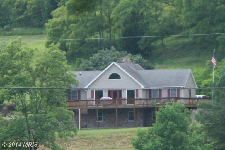 Hershey Hollow Road, Keyser, WV, 26726 -- Homes For Sale
