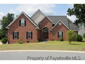 4332 Rocinta, Hope Mills, NC, 28348 -- Homes For Sale