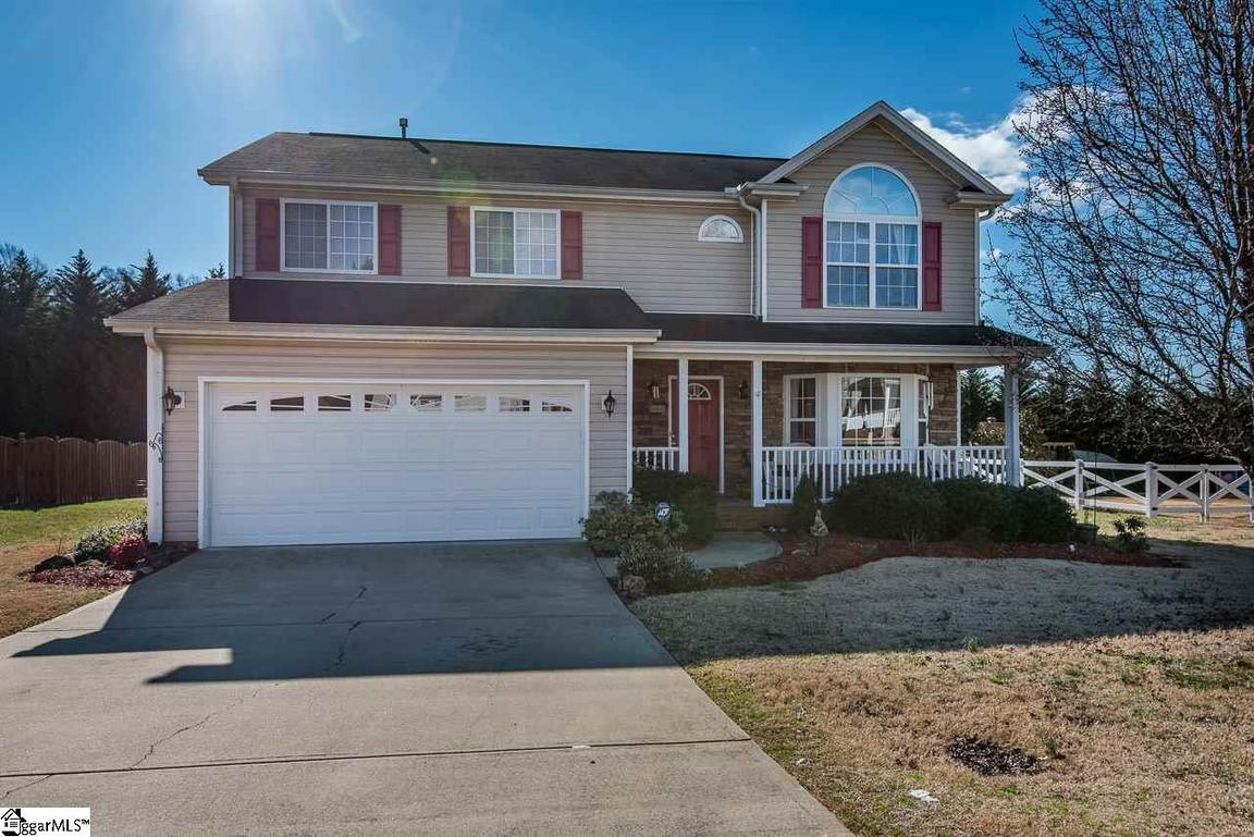 4 Churchfield Court Greer Sc 29651 For Sale