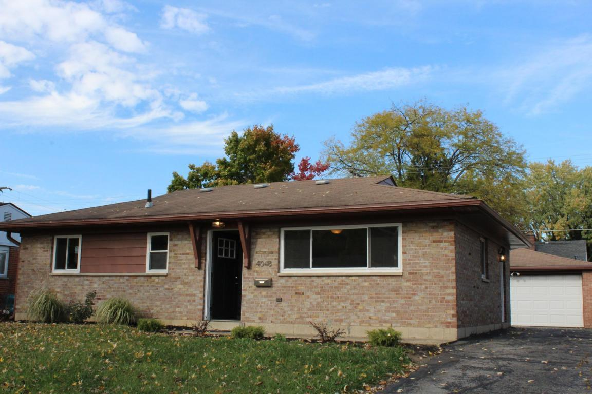 4048 E Mound Street Columbus Oh For Sale 97 900