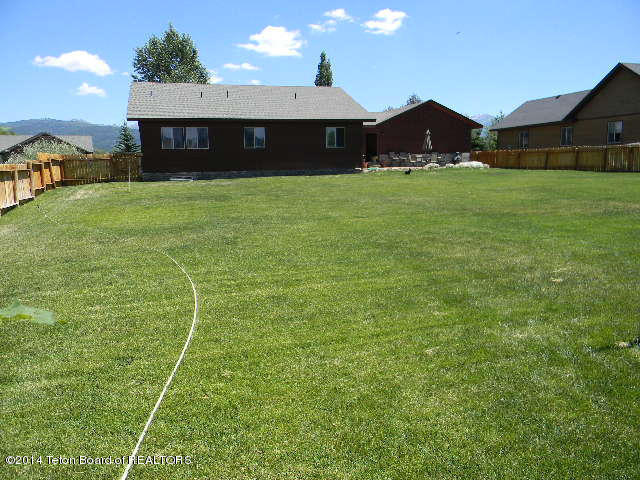 8025 Trout Bend Road, Victor, ID, 83455 -- Homes For Sale
