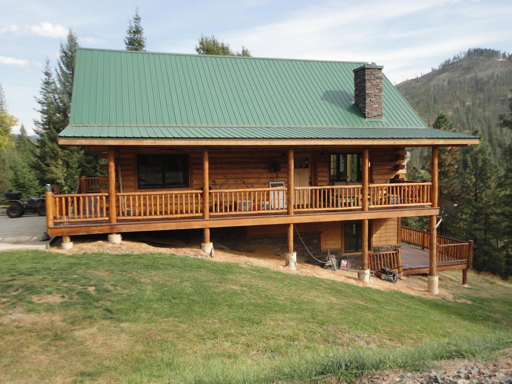 2614 northside road wallace id 83808 for sale for Wallace custom homes