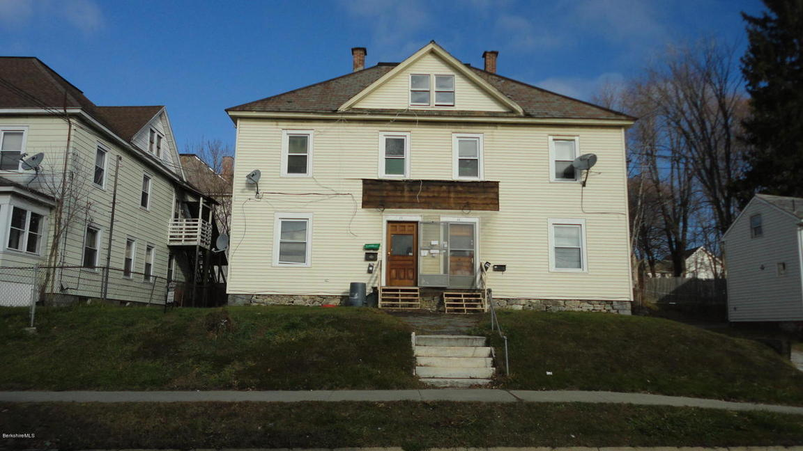 33 Curtis St Pittsfield Ma For Sale 150 000