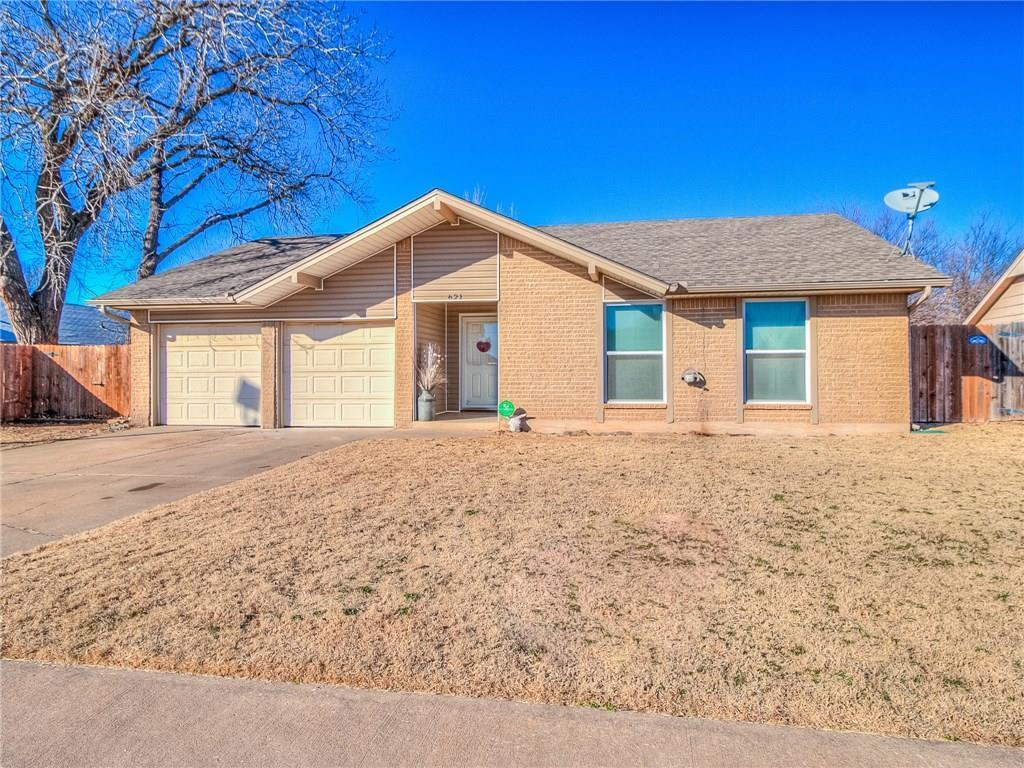 621 Sw 23rd Street Moore Ok For Sale 115 000