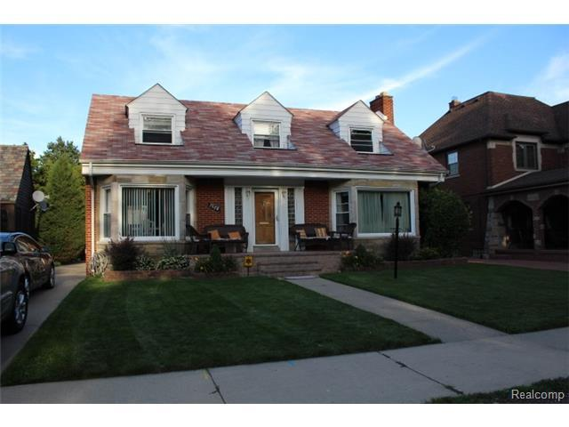 7528 oakman blvd dearborn mi 48126 for sale