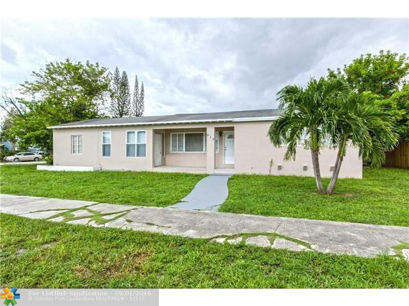 915 s 22nd ct hollywood fl for sale 232 000