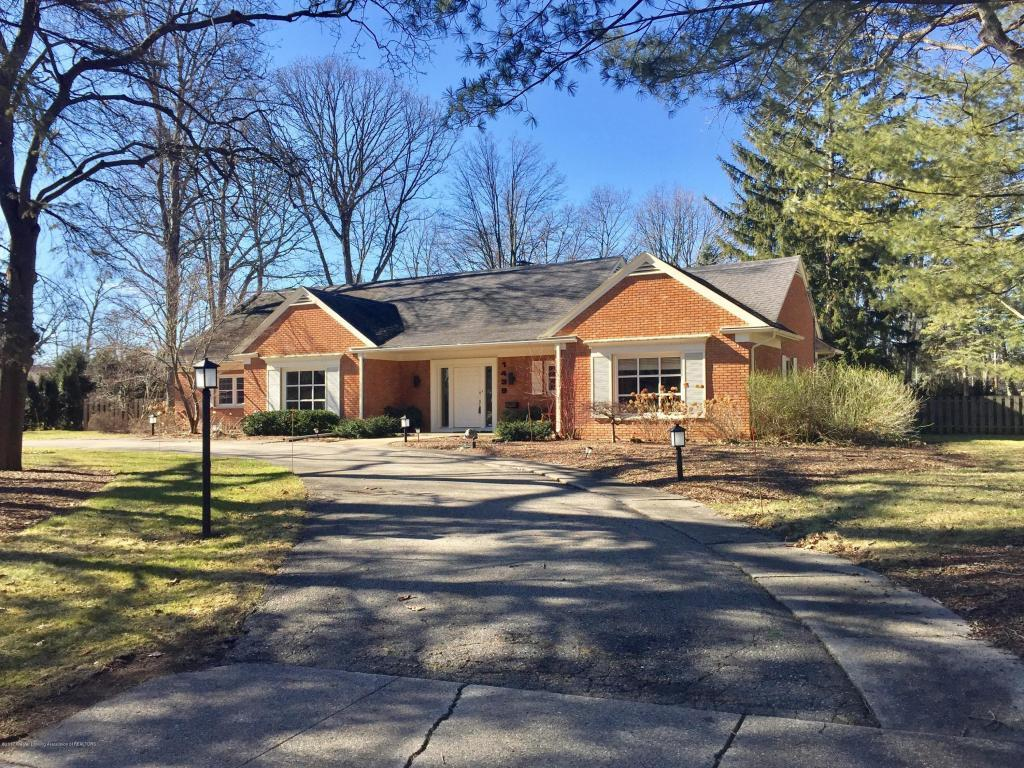 1439 Meadowbrook Lane East Lansing MI For Sale 409 900