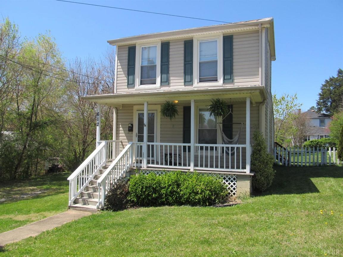 612 Newberne Street Lynchburg Va 24501 For Sale