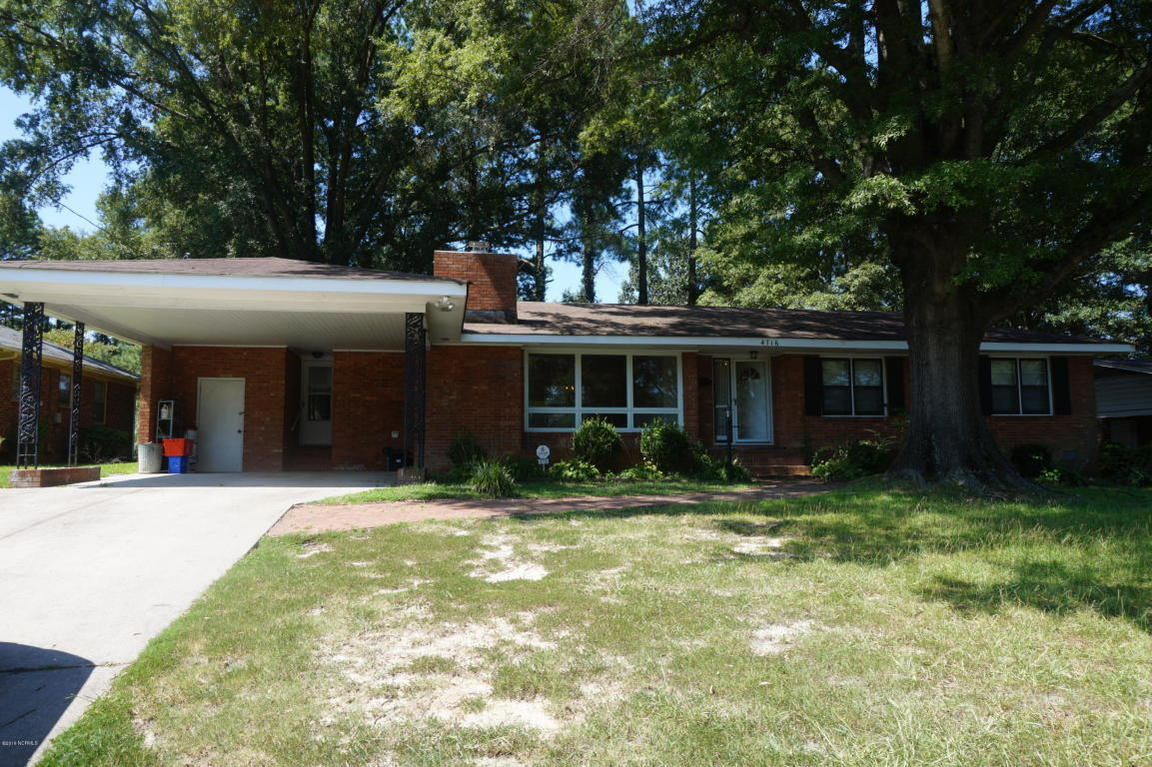 4716 ward boulevard wilson nc for sale 69 900