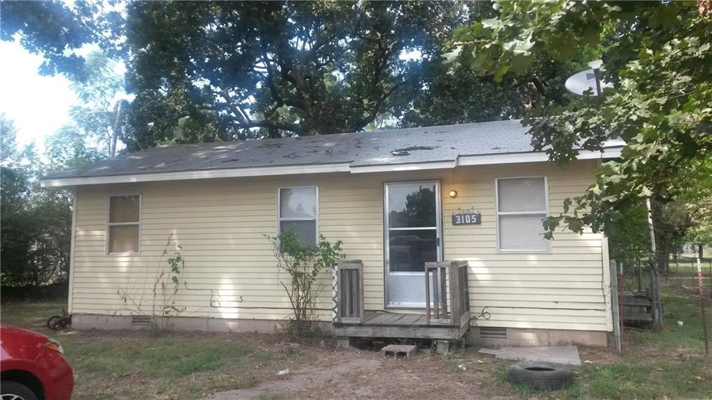 3105 emrich st fort smith ar for sale 38 000 for Home builders fort smith ar