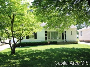 2518 S Walnut, Springfield, IL, 62704 -- Homes For Sale