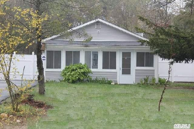 356 River Rd, Shirley, NY, 11967 -- Homes For Sale
