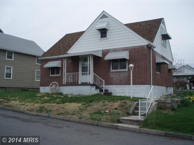 124 Utah Avenue, Cumberland, MD, 21502 -- Homes For Sale