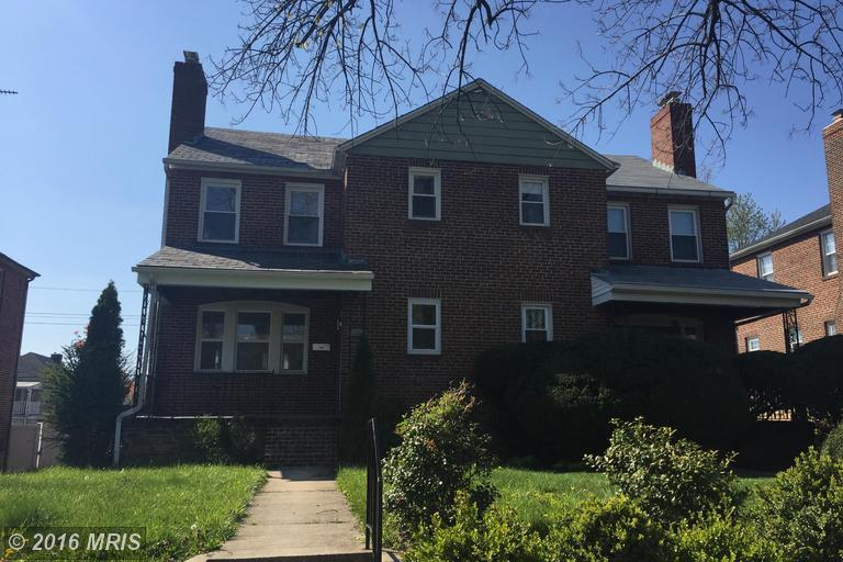 3516 white chapel road baltimore md 21215 for sale for Baltimore houses for sale