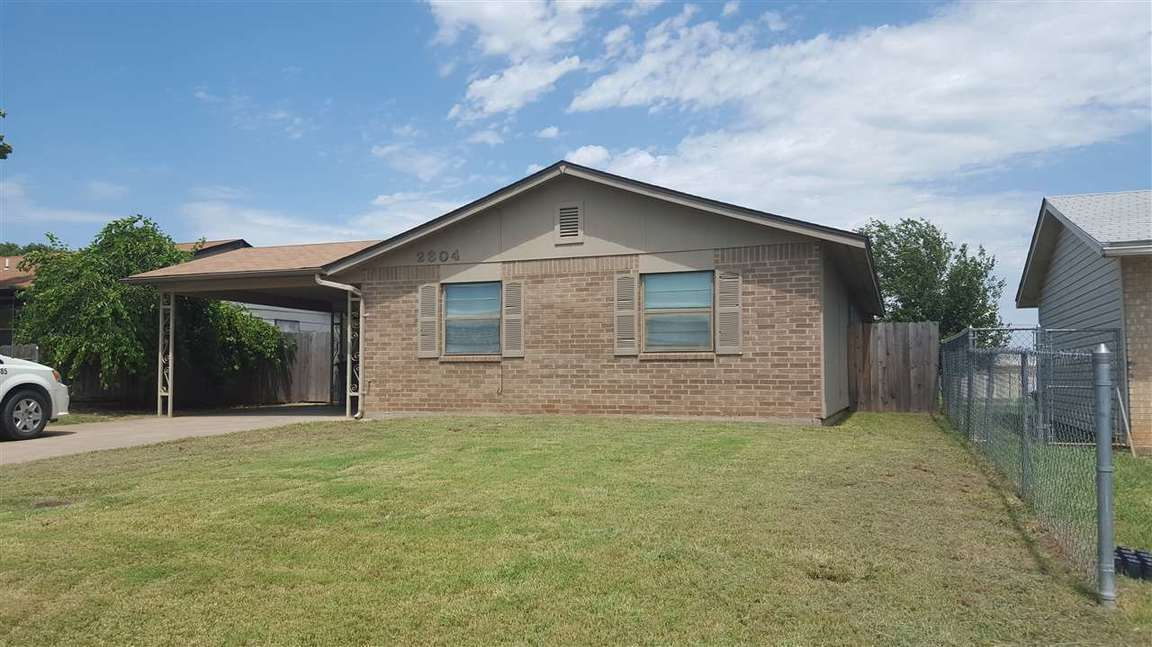 2304 Sw 39th St Lawton Ok For Sale 85 000