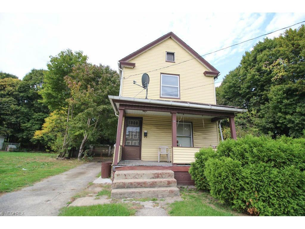 330 wallace st youngstown oh for sale 12 900 for Wallace homes