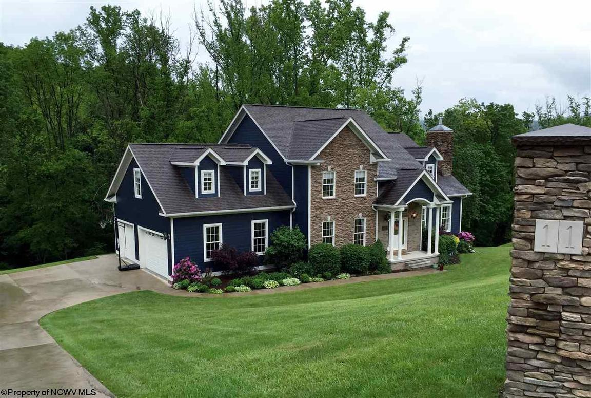 11 Cherrywood Drive Morgantown Wv For Sale 779 000