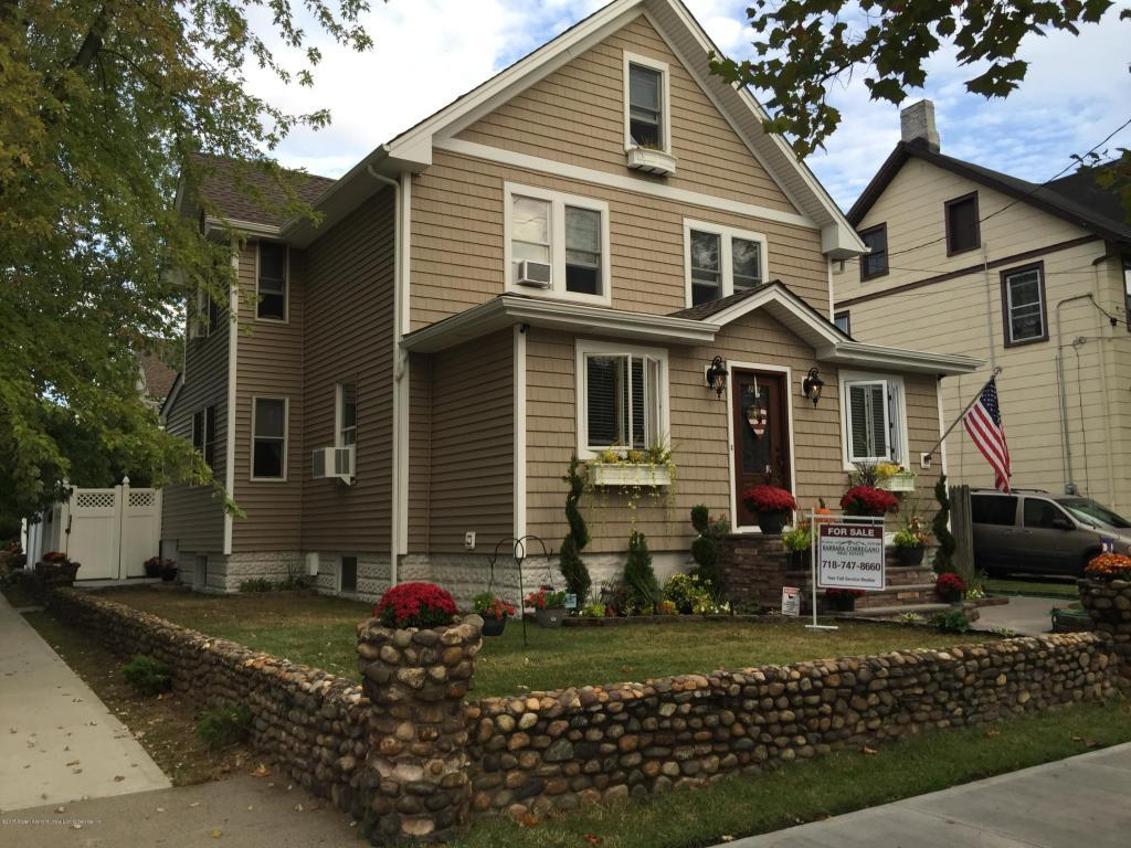 301 Yetman Avenue Staten Island Ny 10307 For Sale