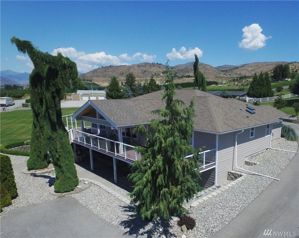 Lake Chelan Wapato Point Homes For Sale