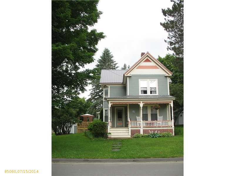 40 Spring Street, Dover Foxcroft, ME, 04426 -- Homes For Sale