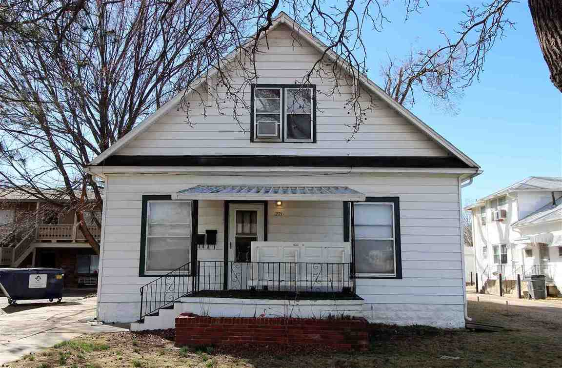 221 S Millwood St Wichita Ks For Sale