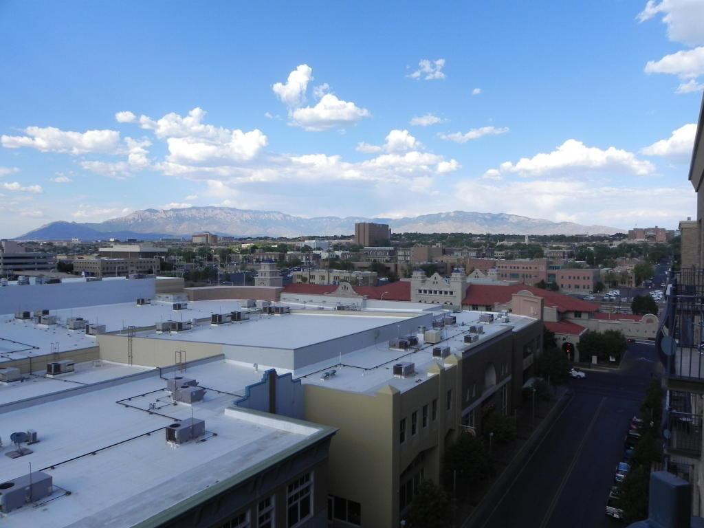 100 Gold Avenue Apt 607, Albuquerque, NM, 87102 -- Homes For Sale