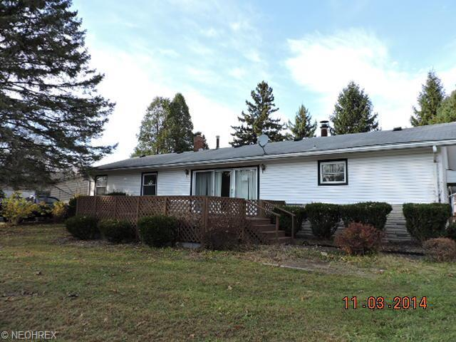 5054 Coal Rd, Vienna, OH, 44473 -- Homes For Sale