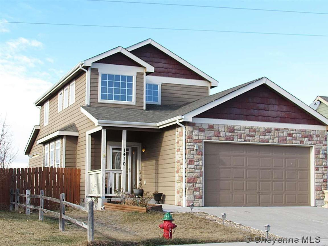 1410 concerto ln cheyenne wy for sale 249 900 Wyoming home builders