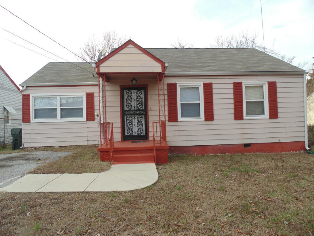 3111 Wood Ave Chattanooga Tn For Sale 57 000