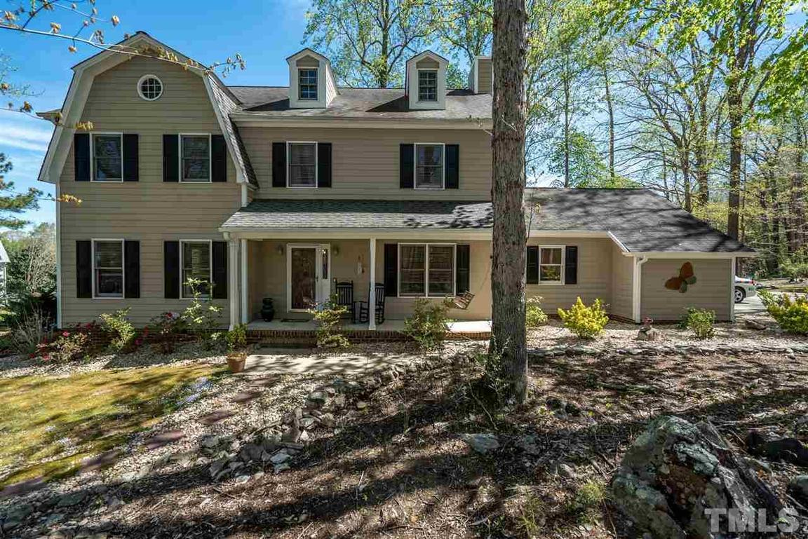107 Quailview Drive Chapel Hill Nc For Sale 508 000