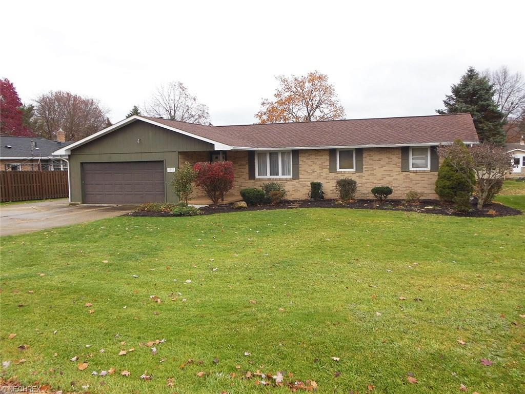 2359 List St Northwest Massillon Oh For Sale 124 000