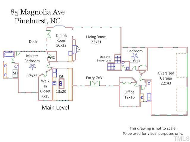 85 Magnolia Avenue, Pinehurst, NC, 28374 -- Homes For Sale