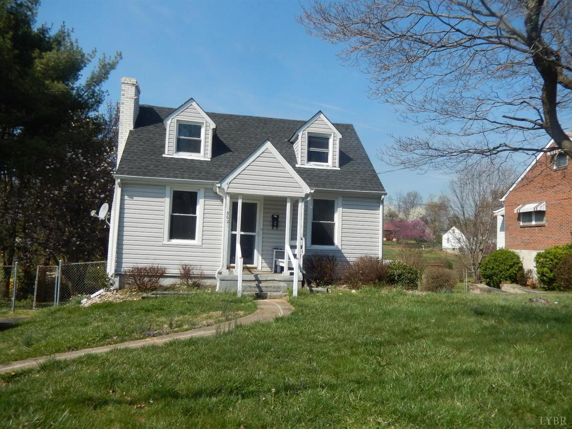 5621 Edgewood Avenue Lynchburg Va 24502 For Sale