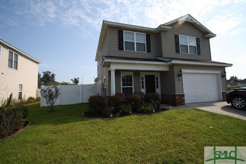 100 Perry Dr Richmond Hill Ga 31324 For Sale