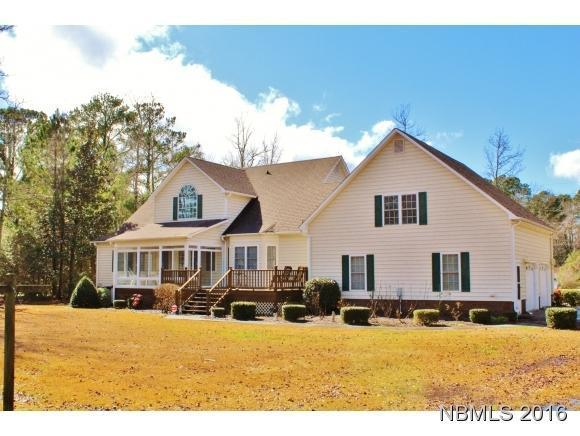 4004 old cherry point road new bern nc for sale for Custom homes new bern nc