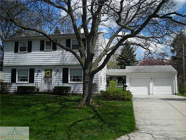 134 Kenberry Street East Lansing MI For Sale 179 900
