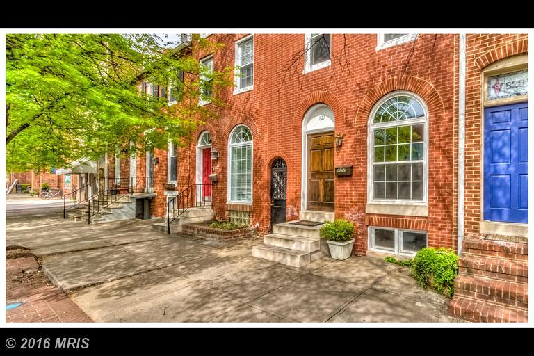 827 light street baltimore md 21230 for sale for Baltimore houses for sale