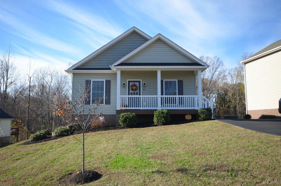 405 Wessex Rd Lynchburg Va 24501 For Sale
