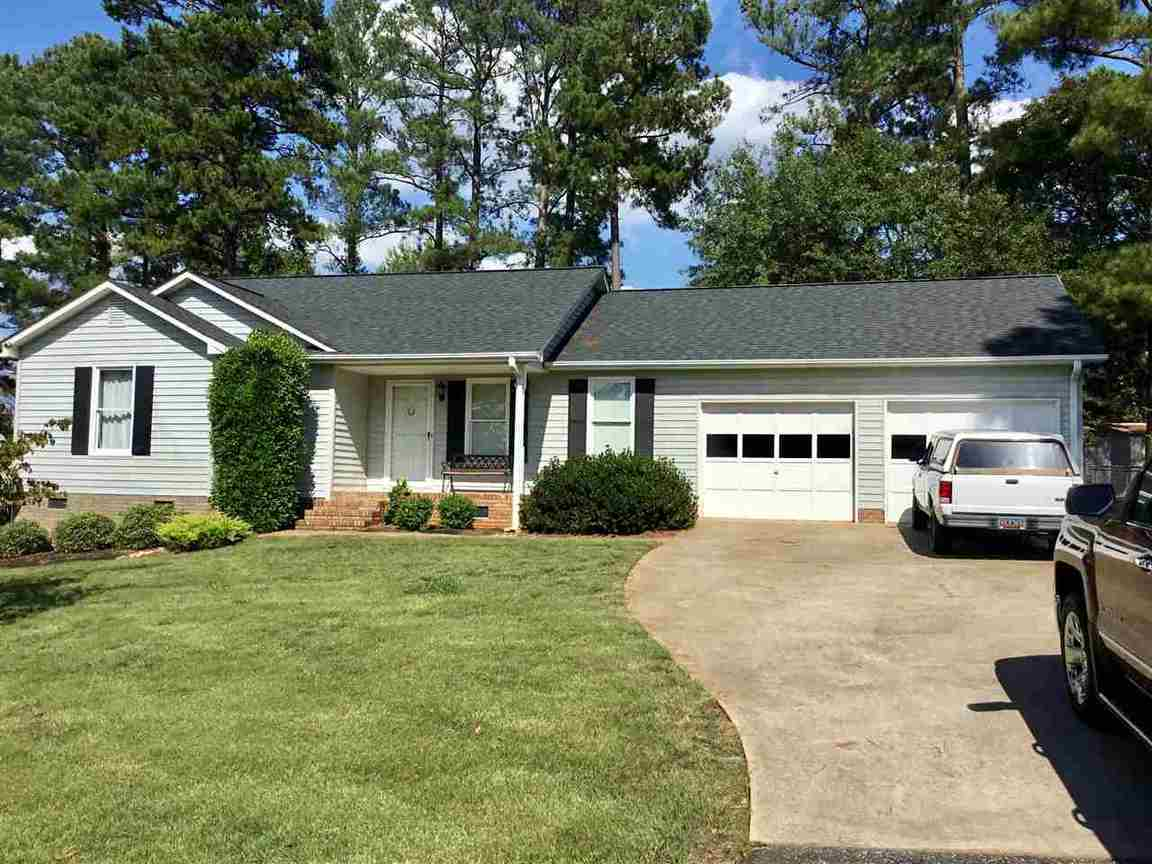 112 dogwood trace anderson sc for sale 147 900 for Home builders in anderson sc